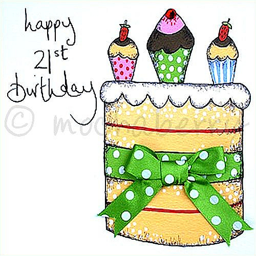21st birthday birthday greetings card bookmarktalkfo Image collections