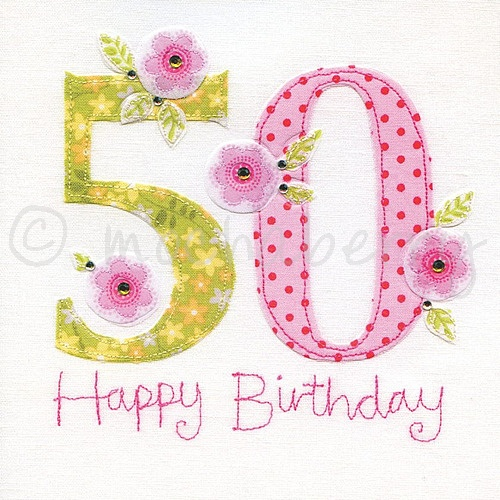 50th Birthday Cards 50th Greeting Cards – 50 Year Old Birthday Card