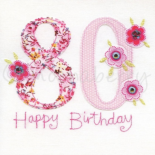 80th Birthday Cards 80th Greeting Card – 80 Birthday Card
