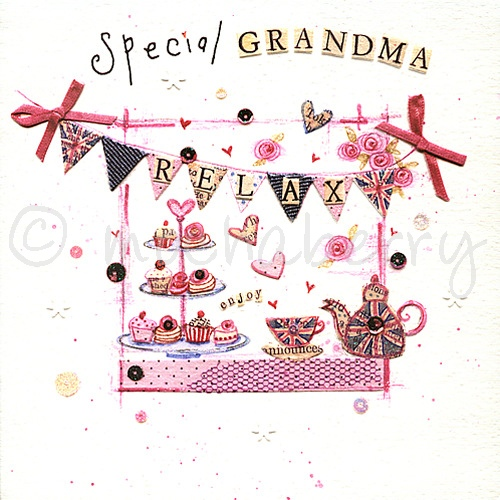 Birthday Cards For Grandma Printable ~ Happy birthday grandma cards quotes