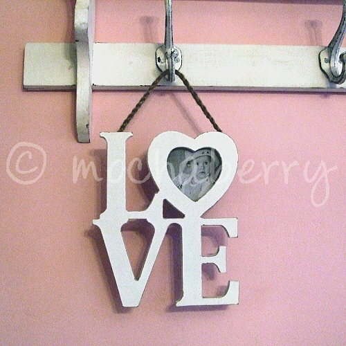 Enchanting Word Picture Frame Ornament - Custom Picture Frame Ideas ...