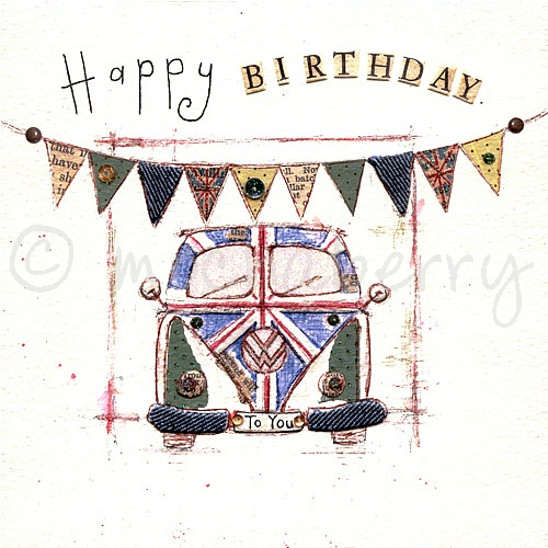 happy birthday vw camper van card this card has happy birthday on the ...: www.mochaberry.co.uk/happy-birthday-vw-camper-van-card-545-p.asp