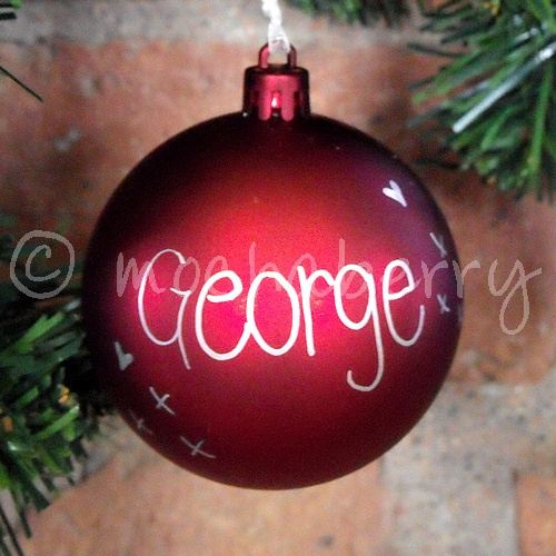 Images Of Personalised Photo Christmas Baubles Christmas