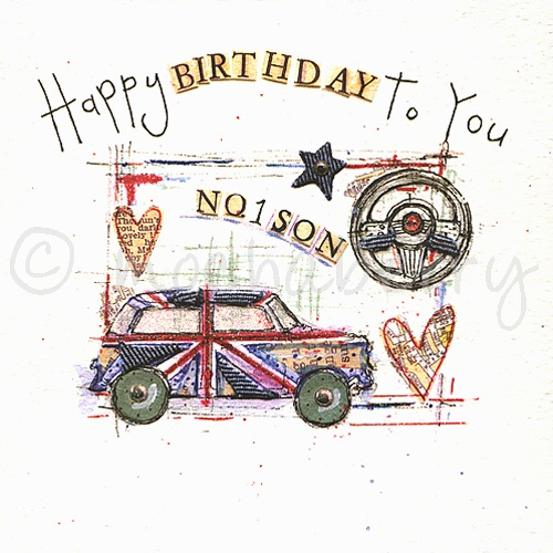 Son birthday cards son cards son birthday greeting cards son bookmarktalkfo Image collections